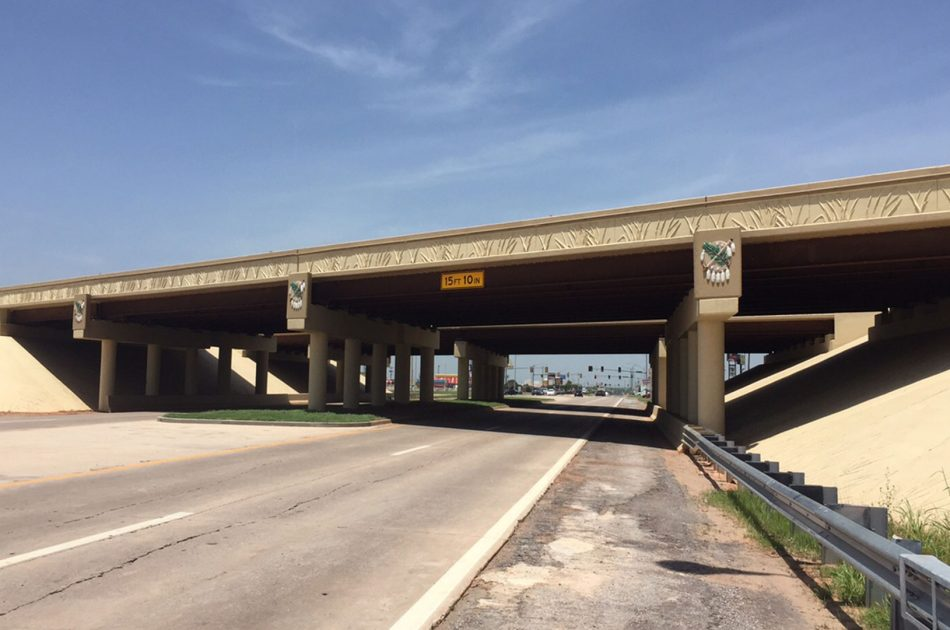 Garth Brooks Bridge