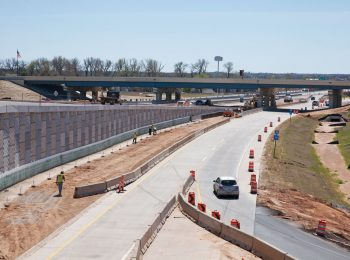 Largest contract in ODOT history awarded for I-35 interchanges in Norman
