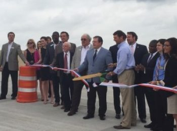 AHTD Dedicates Big Rock Interchange
