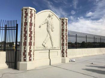 OU President David Boren, Oklahoma leaders dedicate Lindsey Street bridge